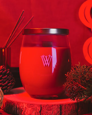 La Temple   Fragrance   Candle   Calm Your Mind