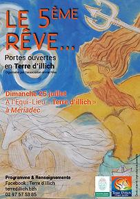 Portes Ouvertes Le 5e Rêve 25 juillet 2021