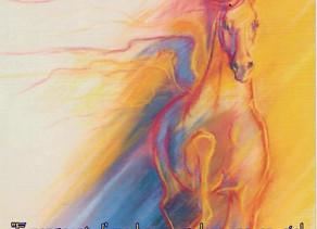 Chevaucher son cheval libre intérieur