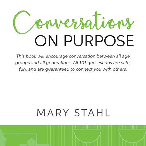 Coversations On Purpose Book