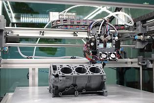 Impresión 3D Motor