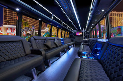 Grech Motors New Limo Bus 2015 Front