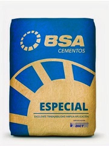Cemento BSA Especial 25 Kg.