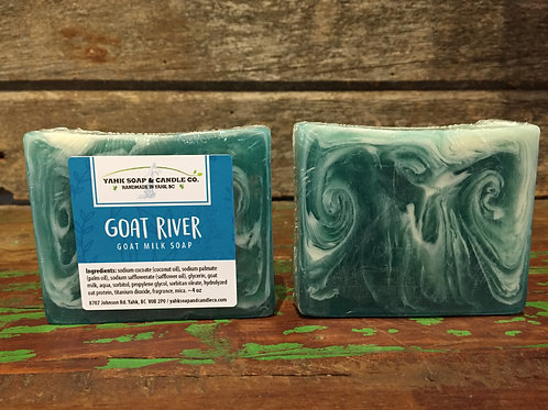 Goat River Goat Milk Soap