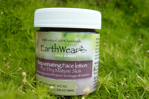 Rejuvenating Face Lotion - 50ml