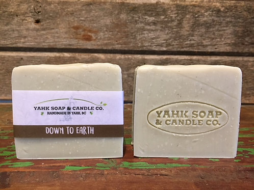 Down to Earth Pumice Soap 75gr