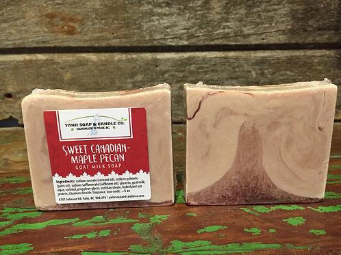 Sweet Canadian - Maple & Pecan Soap