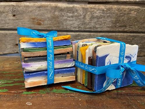Yahk 10 Soap Sample Pack