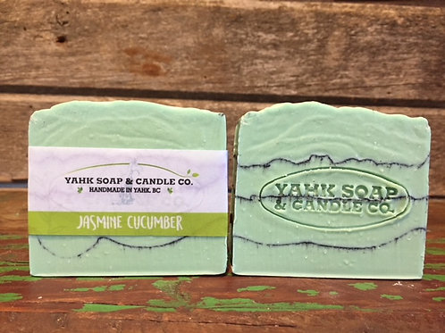Jasmine Cucumber Green Tea Soap 75gr