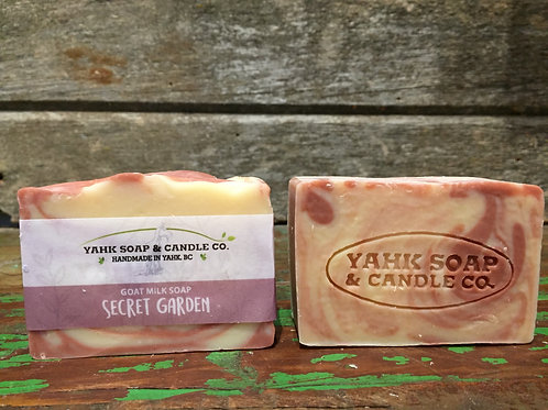Secret Garden - Goat Milk Soap