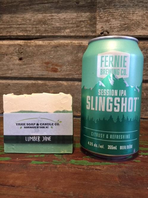 Lumber Jane - Beer Soap
