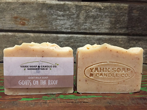 Goats on the Roof - Goat Milk Soap