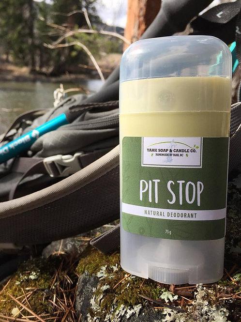 Pit Stop - Natural Deodorant 75gr