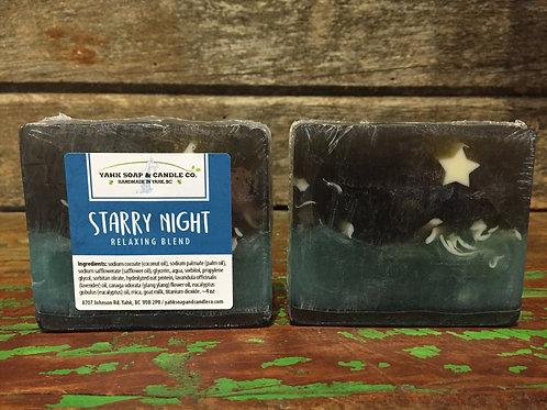 Starry Night Soap
