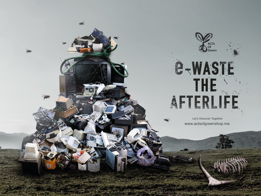 """e-Waste"" The Afterlife"