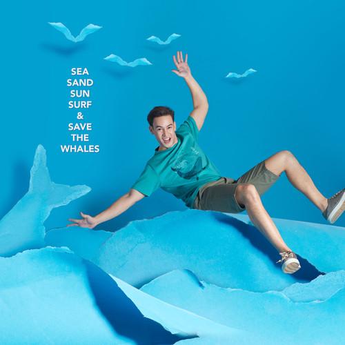 Surf Whale (T-shirt) - Thailand Original