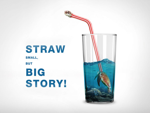 """Straw""… Small, but Big Story!"