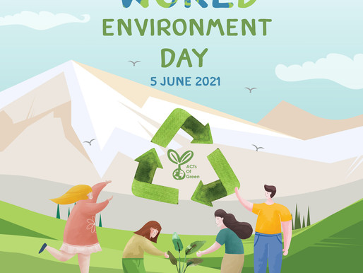 5th June : World Environment Day