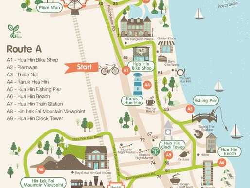 Green Bike - Ride Hua Hin: Route A