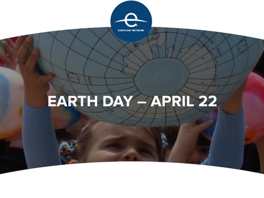 Message from Earth Day 2016!