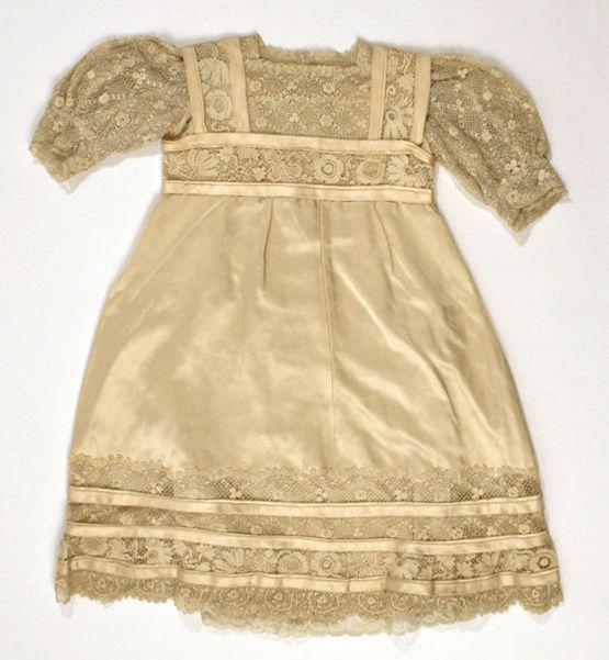 d249e6fb64 Jeanne Lanvin child s dress. c1910. Silk. The Metropolitan Museum of Art.  https   metmuseum.org art collection search 102920
