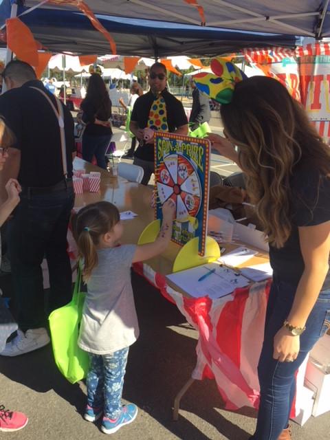 Inland Regional Center Fall Festival