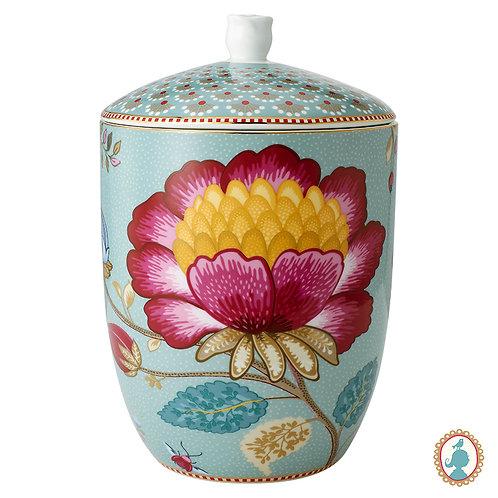 Pote Azul – Floral Fantasy – PiP Studio®