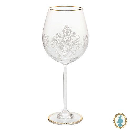 Taça para Vinho – Floral – Pip Studio®
