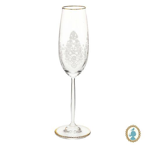 Taça para Champagne – Floral – Pip Studio®