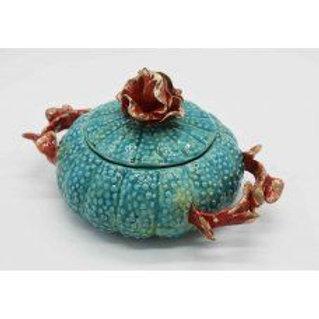 Bowl ouriço de coral azul Zanatta