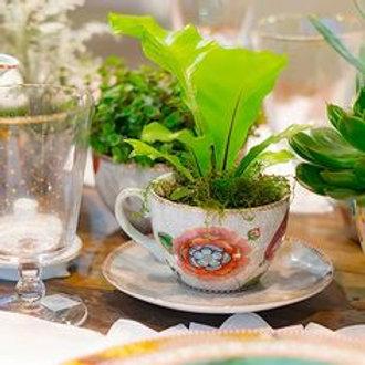Xícara de Chá Off White - Spring to Life - Pip Studio