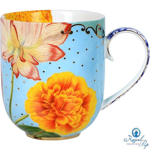 Caneca Grande Flowers – Royal – PiP Studio®