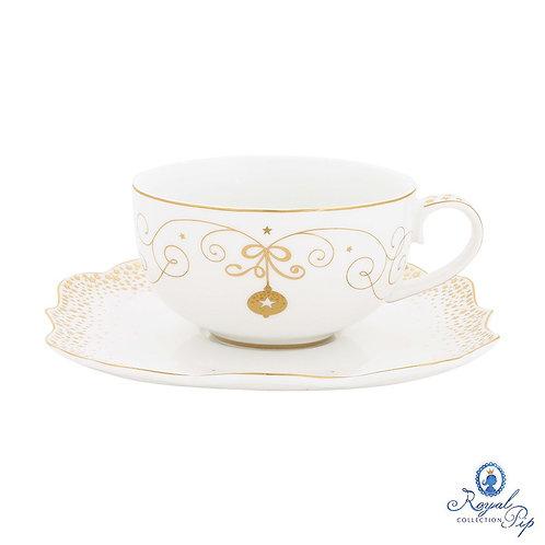 Xícara de Chá Pendant - Royal Christmas - Pip Studio