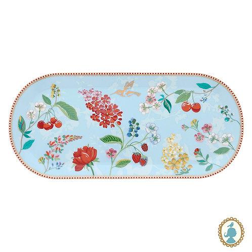 Travessa Hummingbirds Azul – Floral – Pip Studio®