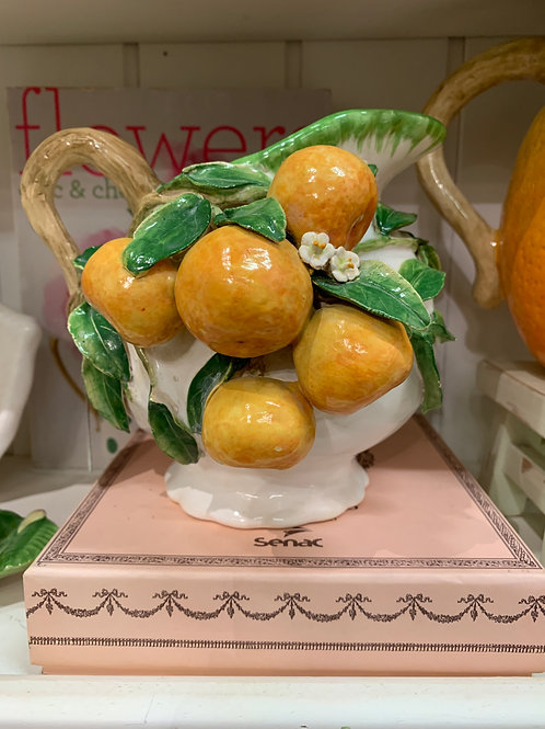 Jarrinha de laranjas aplicadas Zanatta