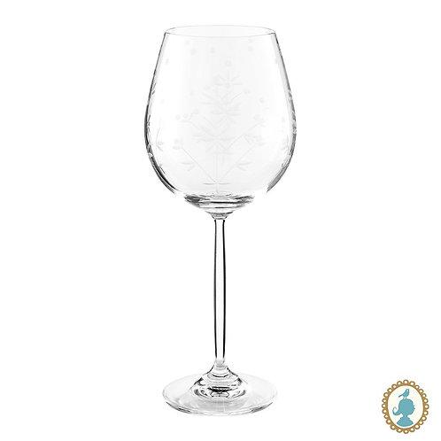 Taça p/ Vinho Lapidado - Basic - Pip Studio