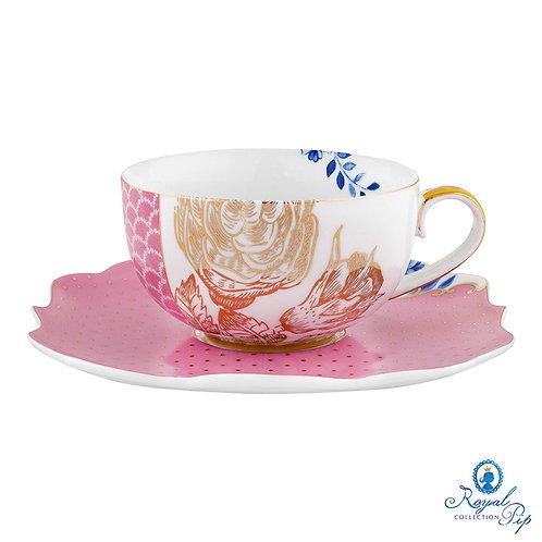 Xícara de Chá Rosa – Royal – Pip Studio®