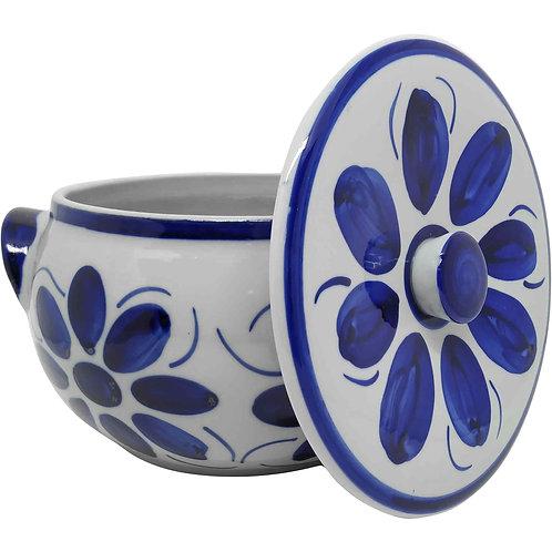 Sopeira de Porcelana Azul Colonial