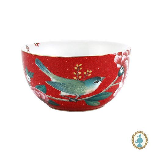 Tigela 12 Vermelho - Blushing Birds - Pip Studio