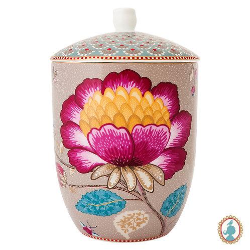 Pote Caqui – Floral Fantasy – PiP Studio®