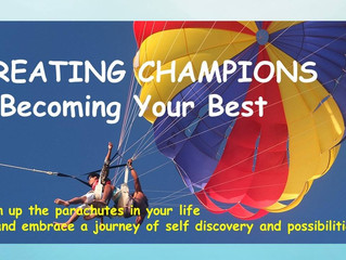 Creating Champions Workshop