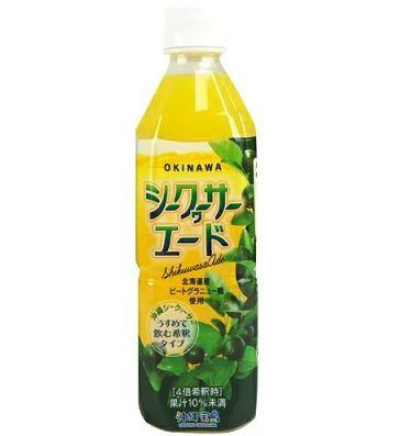 沖縄 シークワーサーエード (500ml)