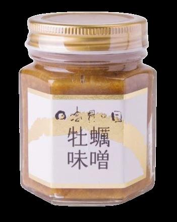 末永海産 牡蠣味噌 (プレーン・辛味噌)