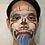 Thumbnail: マーライオンフェイスマスク