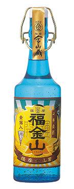 福金山焼酎 金箔入り (720 ml)