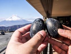 Owakudani Black Onsen Egg