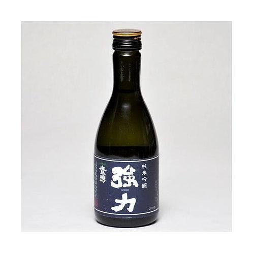 鷹勇 純米吟醸 強力  (300 ml)