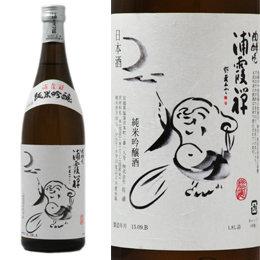 """純米大吟醸 浦霞 """"M"""" (720 ml)"""