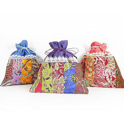 Batik Pouch Multi-colour (Melissa Zakka)