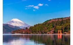 Lake Ashi, Hakone Shrine